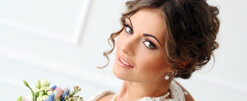 Brautfrisur für Ihre Hochzeit in Wismar