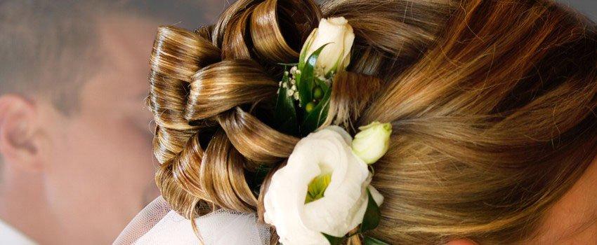 Wismarer Friseur für die Braut
